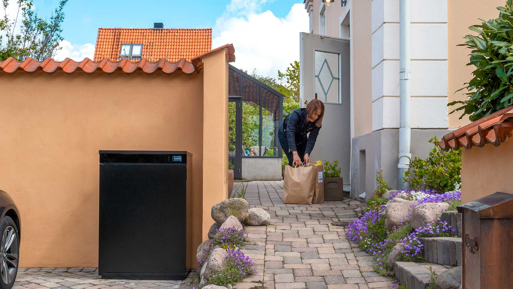 Helsingborgs stad inleder samarbete med E-drop